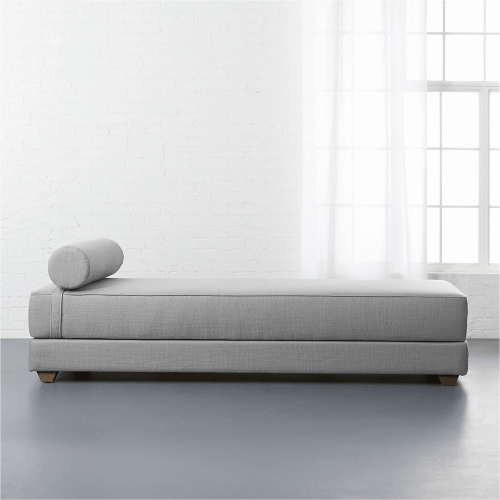 Lubi silver grey sleeper daybed